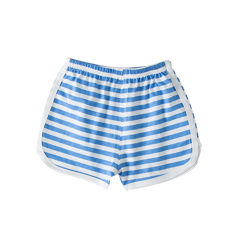 Kids Clothing Girls Bottoms Children' s Soft Cotton Summer Sporty Shorts