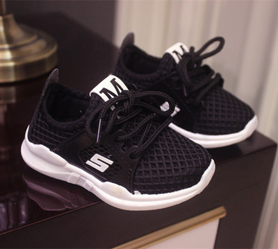 Kids Shoes Boys Casual Sporty Rubber Running Shoes Sneakers Male Cute New