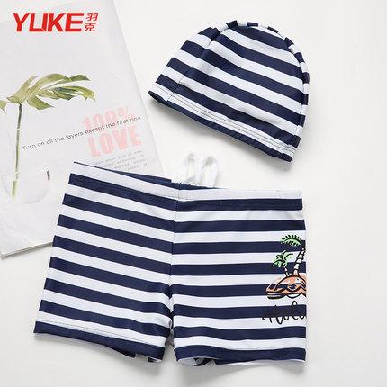 Baby Clothing Swimwear Swimming Trunks Boys Boxer Swimsuit Beach Children\'s Wear