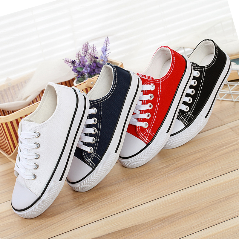 Kids Shoes Boys Children\'s Sneakers Canvas Children\'s Comfortable Flats Shoes