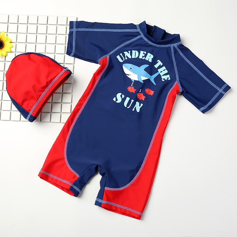 Baby Clothing Swimwear Children\'s Swimming Attire Summer Beach Outwear