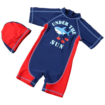 Baby Clothing Swimwear Children's Swimming Attire Summer Beach Outwear