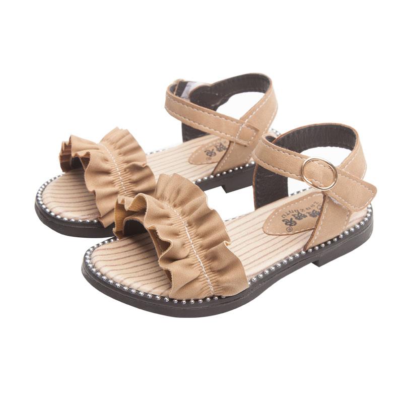 Kids Shoes Girls Summer Flats Sandals Children Casual Cute Comfortable Footwear