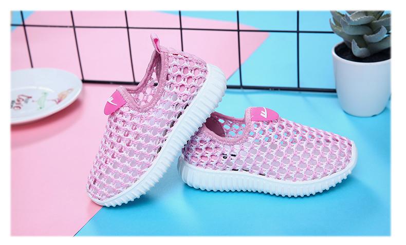 Kids Shoes Boys Soft Bottom Male Children's Rubber Sneakers Footwear
