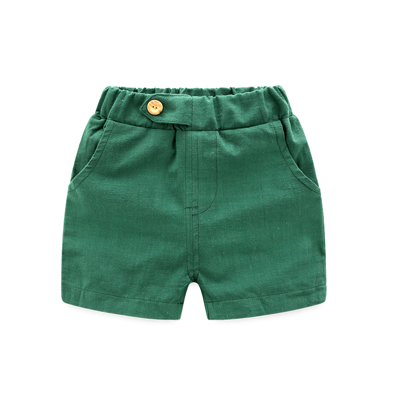 Baby Clothing Bottoms Newborn Summer Cotton With Pockets Cute Tide Shorts Pants