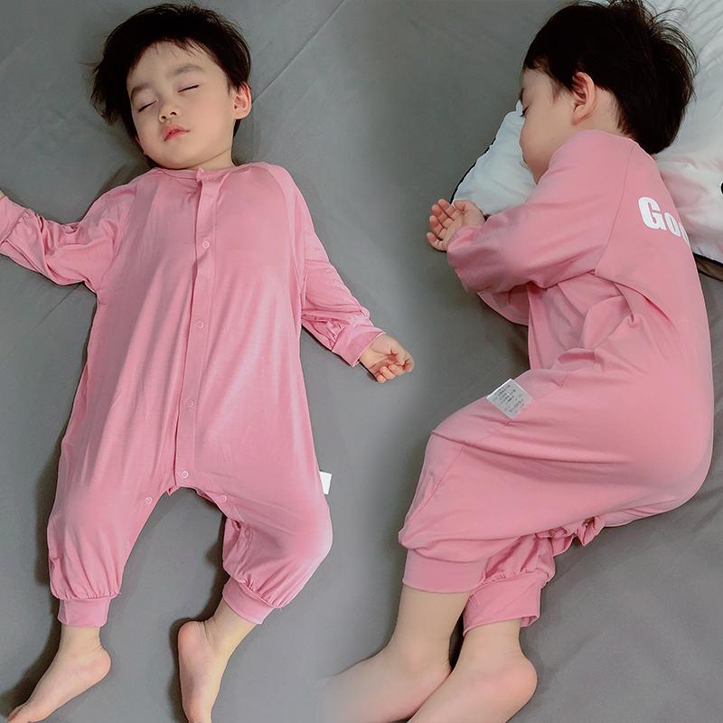 Baby Clothing Sleepwear Soft Cotton Comfortable Newborn Jumpsuit Romper Newborn
