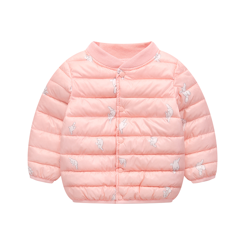 Baby Clothing Winter Wear Thick Clothes Children\'s Coat Jacket Outwear