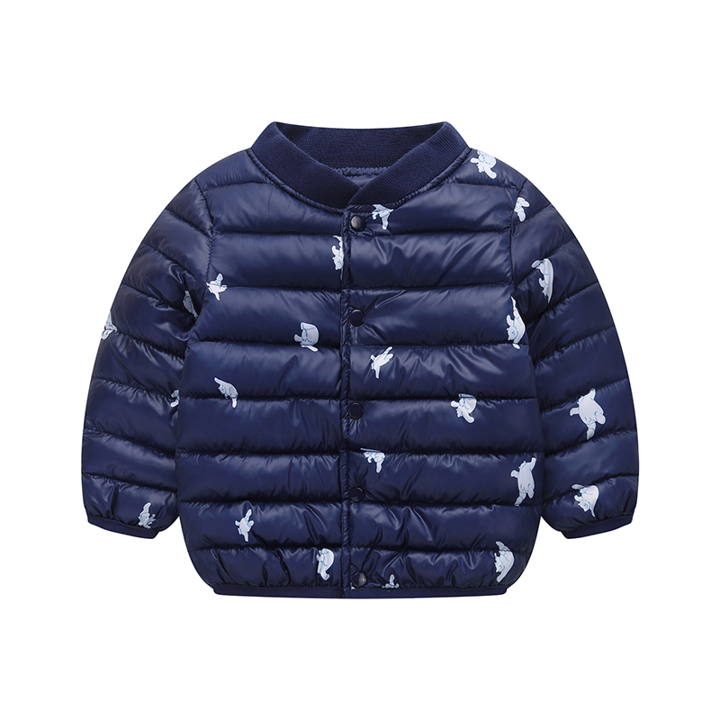 Baby Clothing Winter Wear Thick Clothes Children's Coat Jacket Outwear