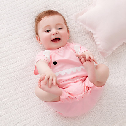 Baby Clothing Set Newborn Clothes Soft Cotton Summer Stylish Cute Rompers