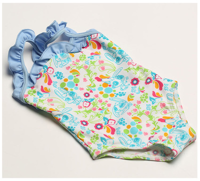 Baby Clothing Swimwear Girls Swimming Attire Beach Summer Anti Leak Outwear