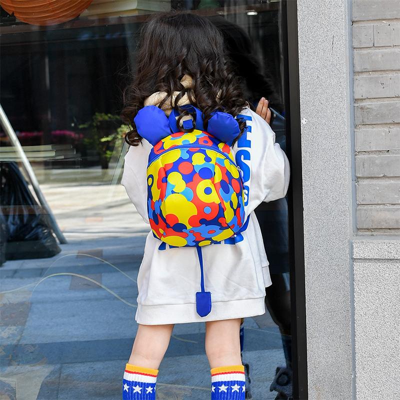Kids Bags Girls Backpack Little Children\'s School Cute Toddler\'s Anti - Lost