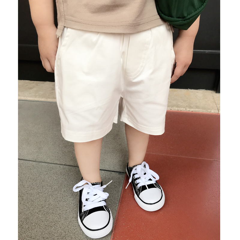 Kids Clothing Boys Bottoms Summer Cotton Shorts Children's Male Outfits