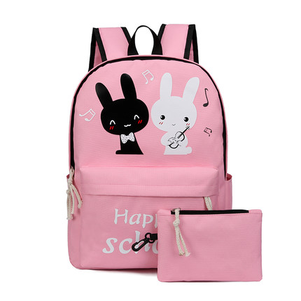 Kids Bags Girls Backpack Children\'s Cute Cartoon Kindergarten Bag