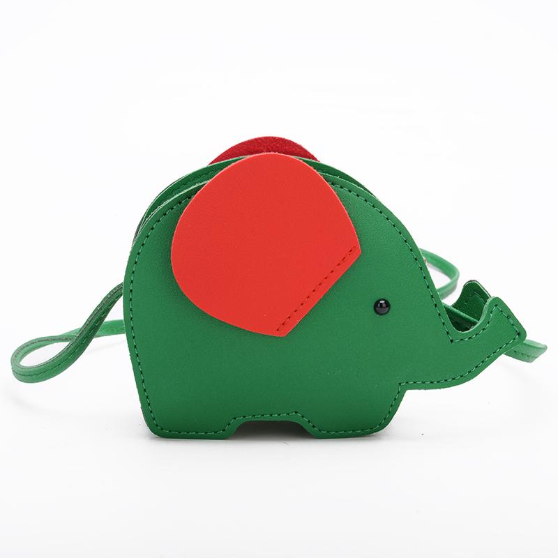 Kids Bags Girls Shoulder Cute Sling Leather Children's Messenger Pouch