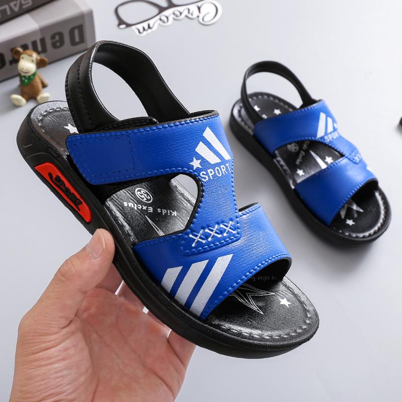 Kids Shoes Girls Soft Bottom Children's Rubber Sandals Beach Casual Footwear