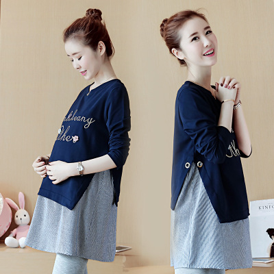 Women T-Shirt Plus Shirt Office Working Maternity Tops