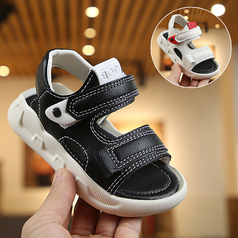 Kids Shoes Boys Soft Bottom Children Male Sandals Summer Beach Casual Footwears