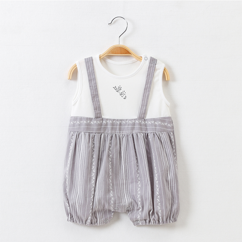 Baby Clothing Dress Summer Spring Newborn Clothes Outfits Cute Cotton Rompers