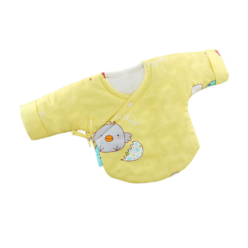 Baby Clothing Tops Newborn Short Sleeve Monk Summer Spring Clothes