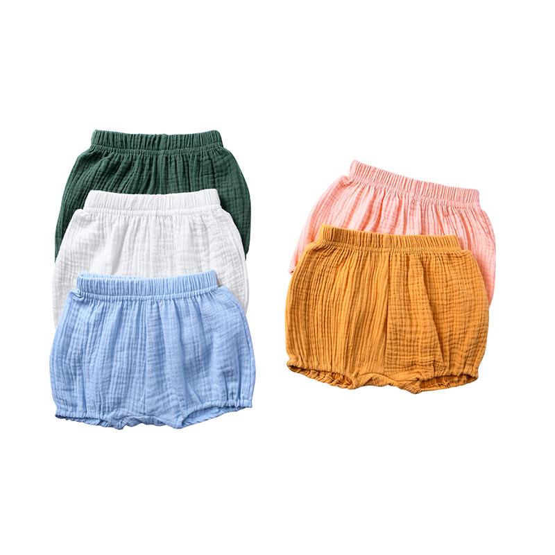 Baby Clothing Bottoms Newborn Clothes Cotton Summer Outwear