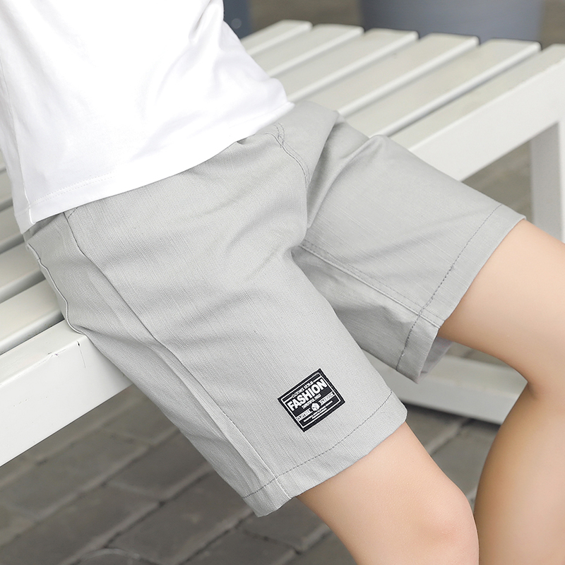 Kids Clothing Boys Bottoms Children's Summer Denim Male Shorts Casual Outwear