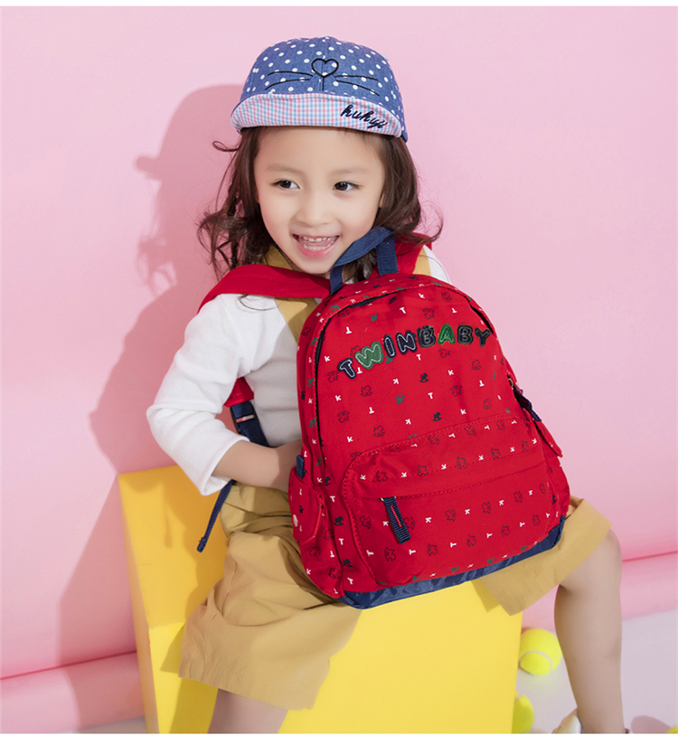 Kids Bags Boys Kindergarten Korean Children School Bagpack