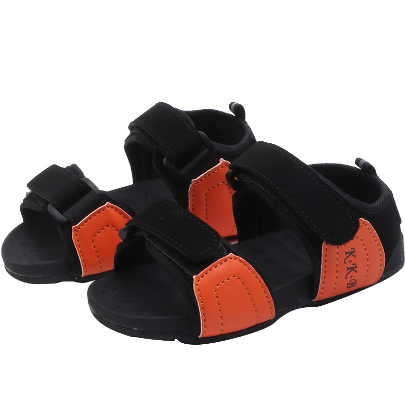 Kids Shoes Boys Children's Soft Bottom Open Toe Sandals Footwear