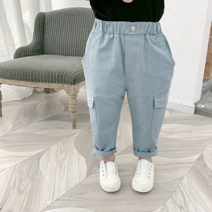 Kids Clothing Casual Spring Autumn Long Pants
