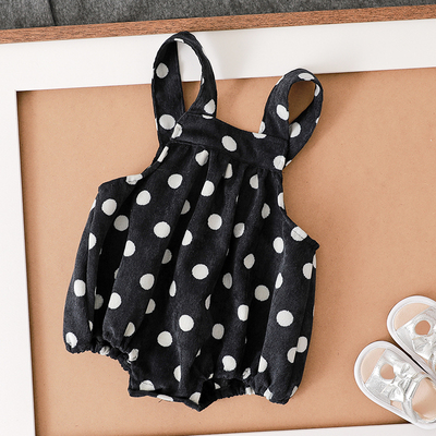 Baby Clothing Cotton Triangle Bread Pants Bodysuit