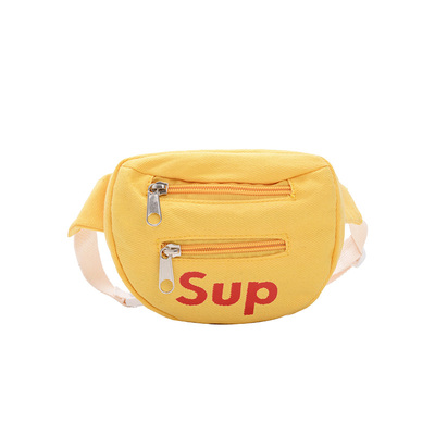 Kids Fashion Casual Small Belt Body Bog