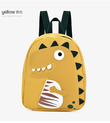 Kids Kindergarten Dinosaur Boy Small Backpack