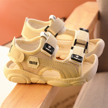 Kids Soft Bottom Casual Outdoor Beach Sandals