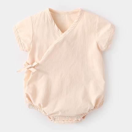 Baby Clothing Newborn Summer Triangle Robe