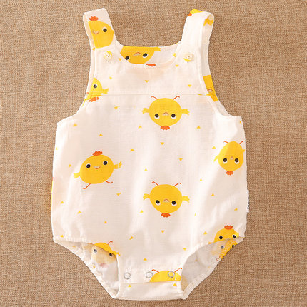 Baby Clothing Newborn Triangle Pajama Jumpsuit