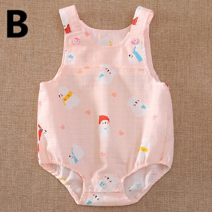 Baby Clothing Newborn Triangle Pajama Cute Jumpsuit