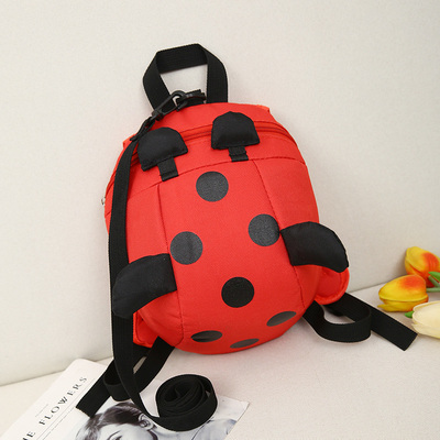 Kids Boy Anti-lost Casual Lady Bug and Bee Inspired Backpack