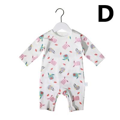 Baby Clothing Newborn Summer Cute Pajamas