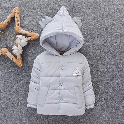 Baby Clothing Cotton-padded Warm New Fashion Trend Jacket