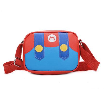 Kids Boy Cartoon Fashion Messenger Shoulder Bag