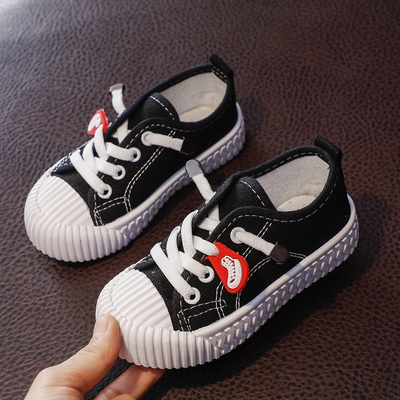 Kids New Cloth Summer Breathable Biscuit Board Shoes