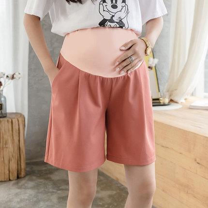 Maternity Clothing Thin Leggings Summer Shorts