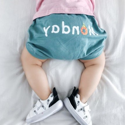 Baby Clothing Newborn Summer Triangle Pants