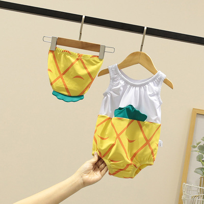 Baby Clothing Skirt-style Girls Swimwear