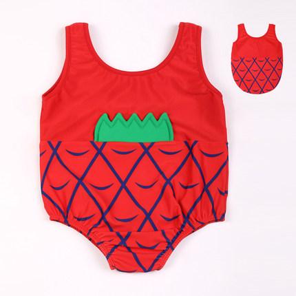Baby Clothing Summer Outdoor Princess Swimwear