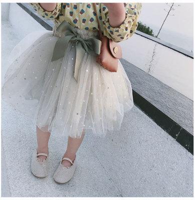 Kids Clothing Casual A-line Princess Skirt