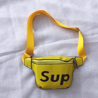 Kids Casual Cute Shoulder Waist Bag