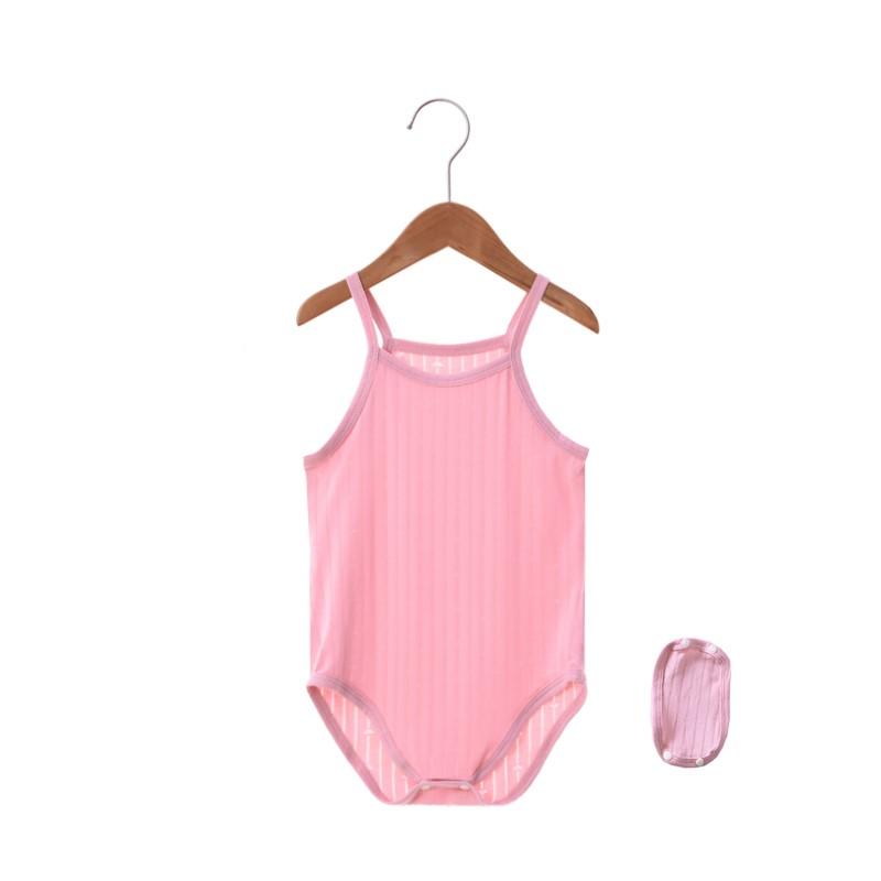 Baby Clothing Newborn Vest Triangle Climbing Suit Pajamas
