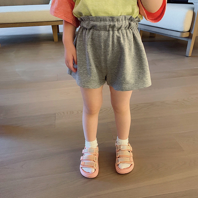 Kids Clothing Sweater Casual Summer Loose Pants