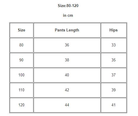 Kids Clothing Foreign-style Jeans Cropped Pants