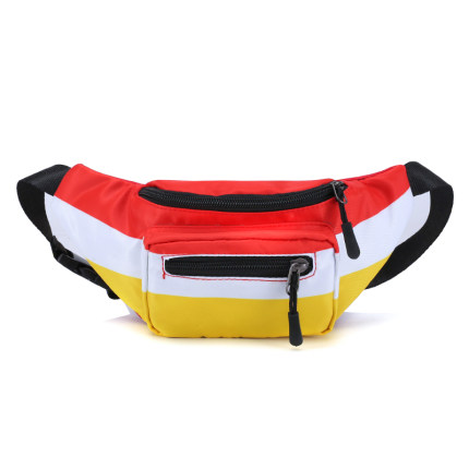 Kids Small Messenger Cartoon Waist Bag